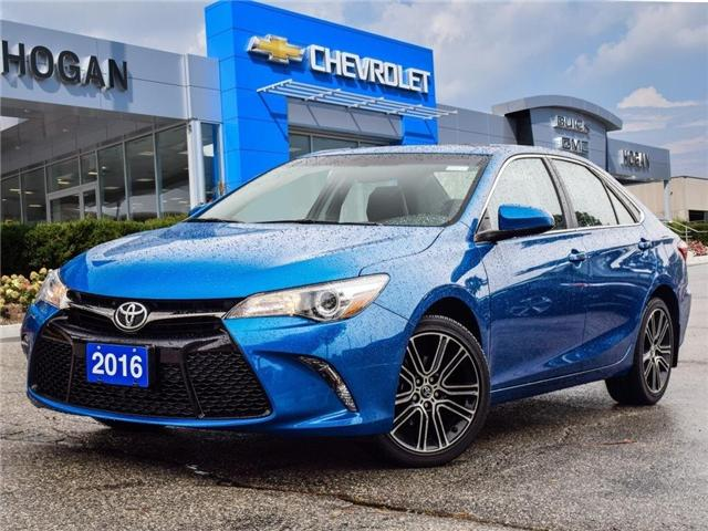 2016 Toyota Camry XSE (Stk: A561783) in Scarborough - Image 1 of 21