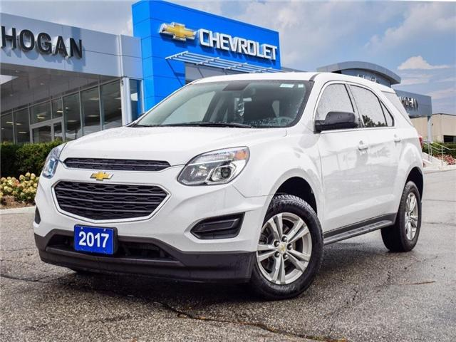 2017 Chevrolet Equinox LS (Stk: WN525407) in Scarborough - Image 1 of 22