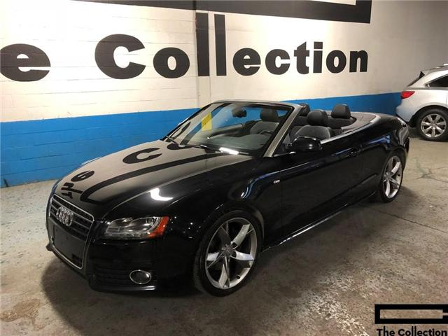 2011 Audi A5 2.0T Premium Plus (Stk: 11831) in Toronto - Image 1 of 29