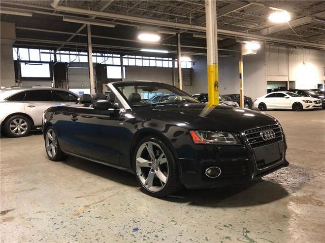 2011 Audi A5 2.0T Premium Plus (Stk: 11831) in Toronto - Image 9 of 30