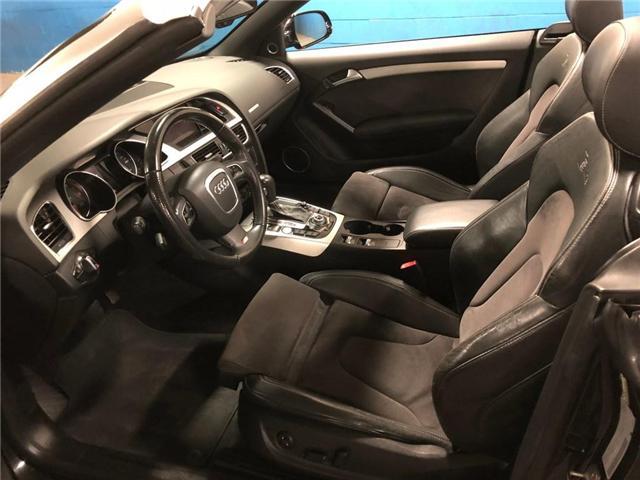 2011 Audi A5 2.0T Premium Plus (Stk: 11831) in Toronto - Image 21 of 30