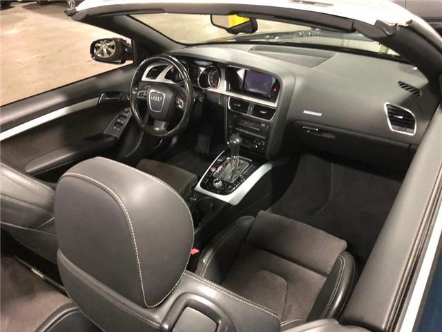 2011 Audi A5 2.0T Premium Plus (Stk: 11831) in Toronto - Image 24 of 30