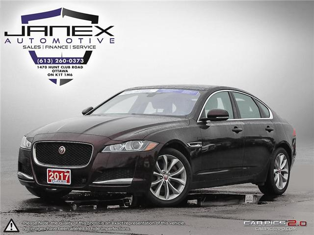 2017 Jaguar XF 20d (Stk: 18332) in Ottawa - Image 1 of 27