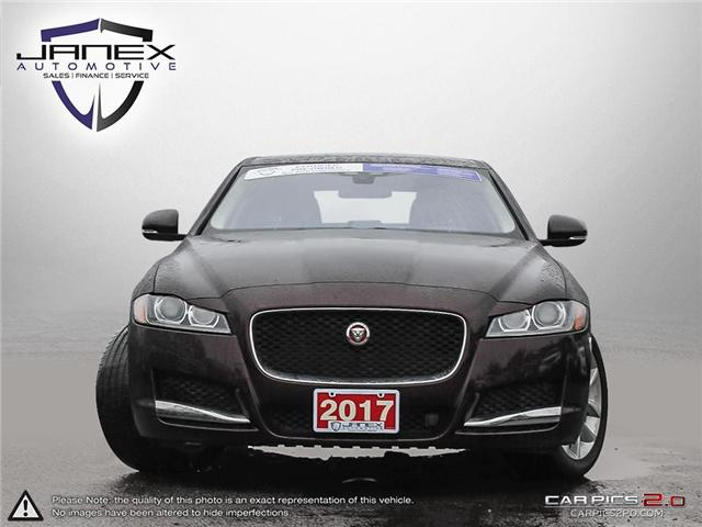 2017 Jaguar XF 20d (Stk: 18332) in Ottawa - Image 2 of 27