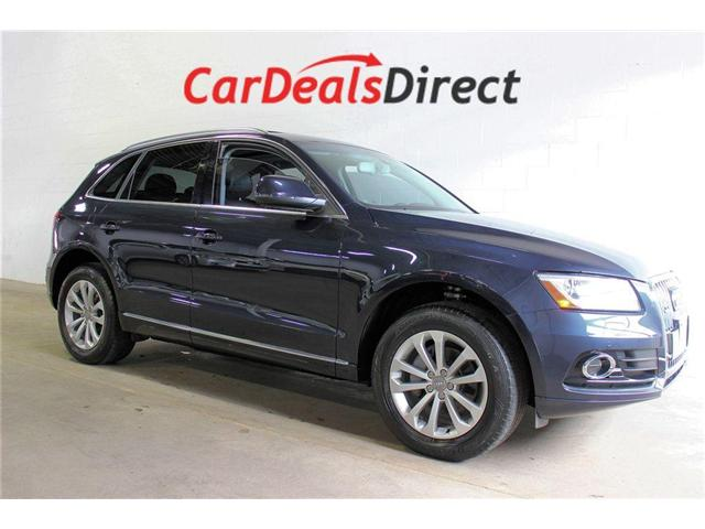 2014 Audi Q5  (Stk: 080695) in Vaughan - Image 1 of 30