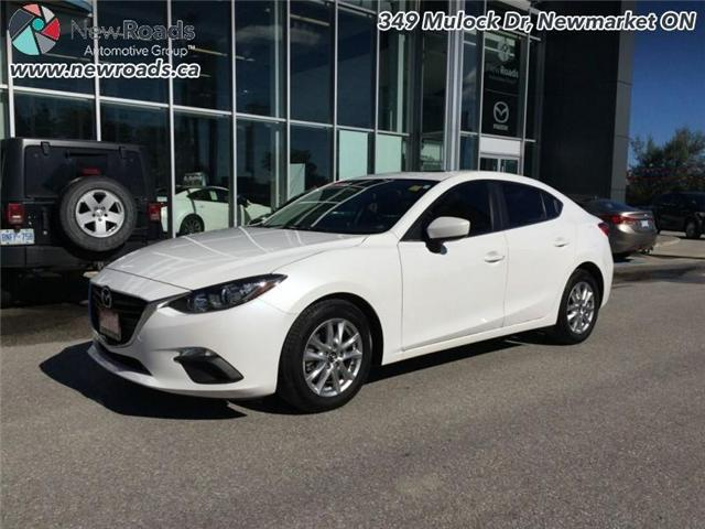 2016 Mazda Mazda3 GS (Stk: 14061) In Newmarket   Image 2 Of 29