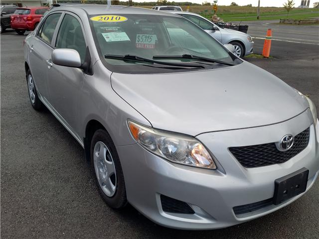 2010 Toyota Corolla S (Stk: ) in Dunnville - Image 1 of 18