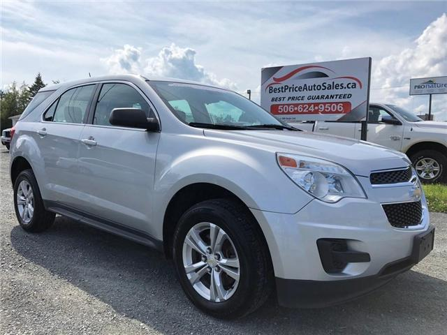 2014 Chevrolet Equinox LS (Stk: A2652) in Amherst - Image 1 of 27