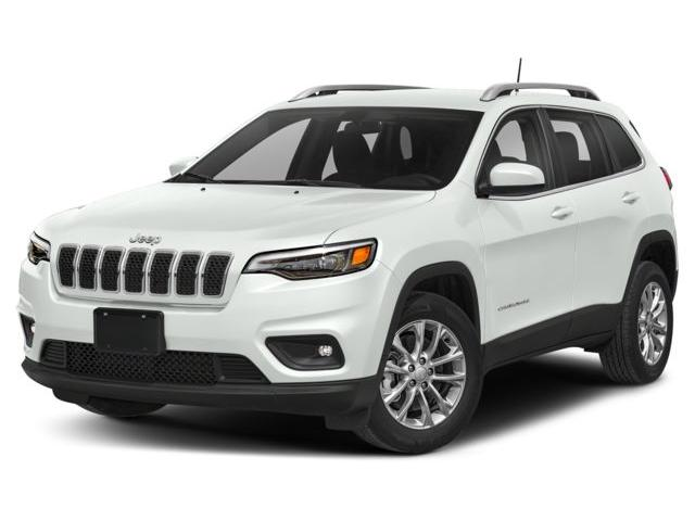 2019 Jeep Cherokee Limited (Stk: 9308) in London - Image 1 of 9