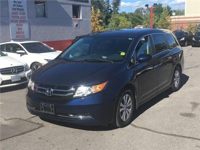 2015 Honda Odyssey Ex-RES (Stk: H7301-0) in Ottawa - Image 2 of 21
