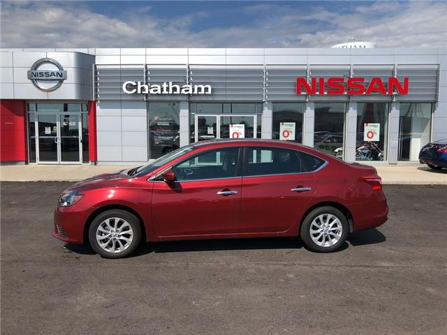 2017 Nissan Sentra  (Stk: 1N374A) in Chatham - Image 1 of 14