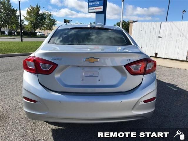 2019 Chevrolet Cruze LT (Stk: 7111037) in Newmarket - Image 4 of 17