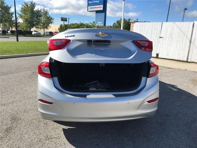 2019 Chevrolet Cruze LT (Stk: 7111037) in Newmarket - Image 10 of 17