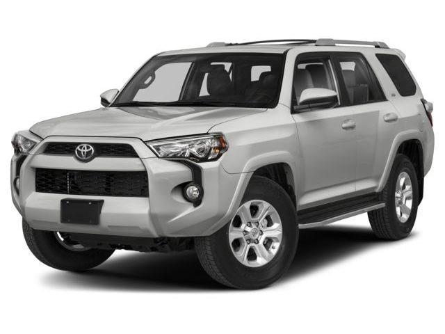 2019 Toyota 4Runner SR5 (Stk: 9RN090) in Georgetown - Image 1 of 9