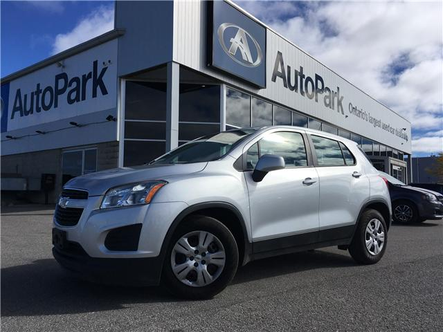 2014 Chevrolet Trax LS (Stk: 14-95771JB) in Barrie - Image 1 of 22