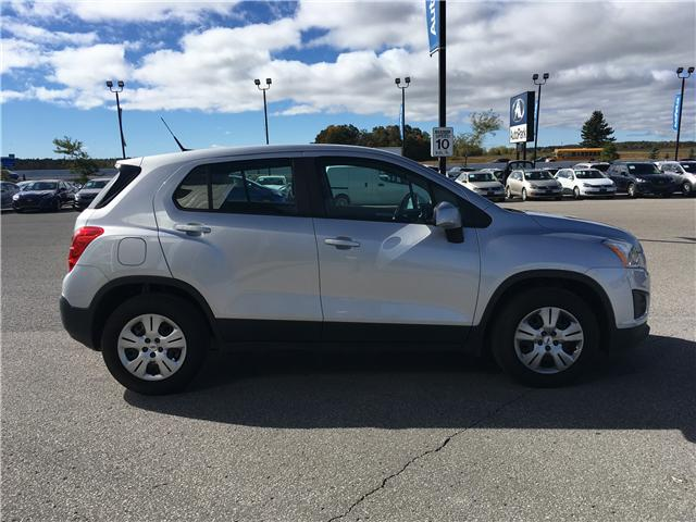 2014 Chevrolet Trax LS (Stk: 14-95771JB) in Barrie - Image 4 of 22