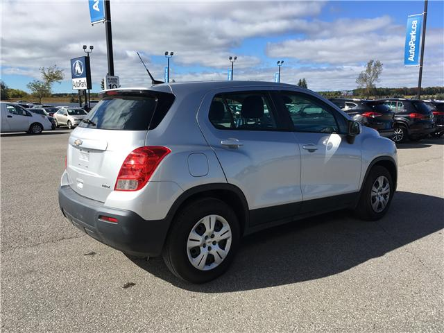 2014 Chevrolet Trax LS (Stk: 14-95771JB) in Barrie - Image 5 of 22