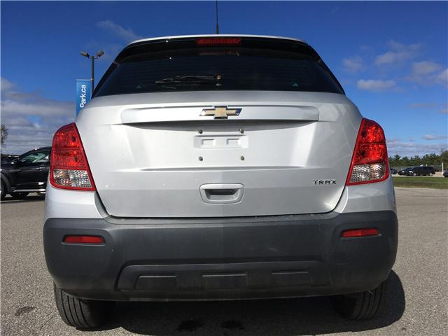 2014 Chevrolet Trax LS (Stk: 14-95771JB) in Barrie - Image 6 of 22