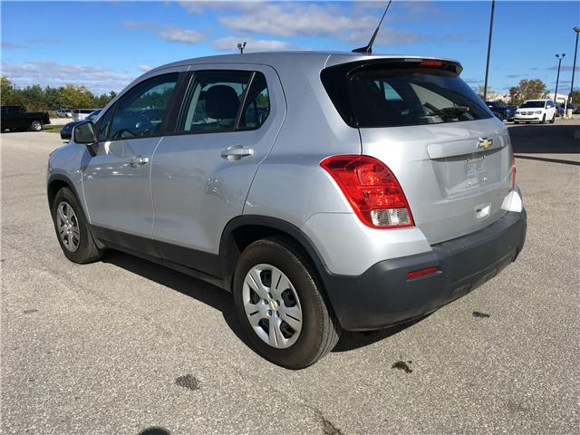 2014 Chevrolet Trax LS (Stk: 14-95771JB) in Barrie - Image 7 of 22