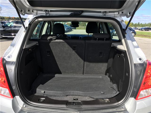 2014 Chevrolet Trax LS (Stk: 14-95771JB) in Barrie - Image 15 of 22
