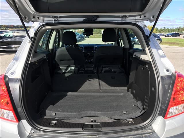 2014 Chevrolet Trax LS (Stk: 14-95771JB) in Barrie - Image 16 of 22