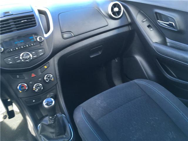 2014 Chevrolet Trax LS (Stk: 14-95771JB) in Barrie - Image 21 of 22