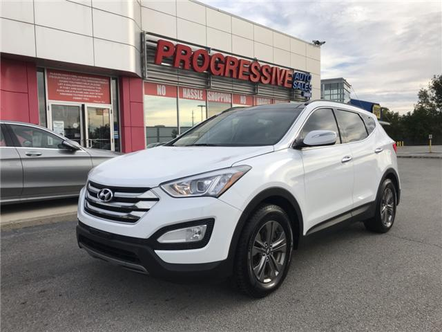 2015 Hyundai Santa Fe Sport 2.4 Luxury (Stk: FG250645) in Sarnia - Image 1 of 26