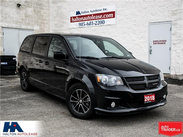 2018 Dodge Grand Caravan GT (Stk: 310110) in Burlington - Image 1 of 14