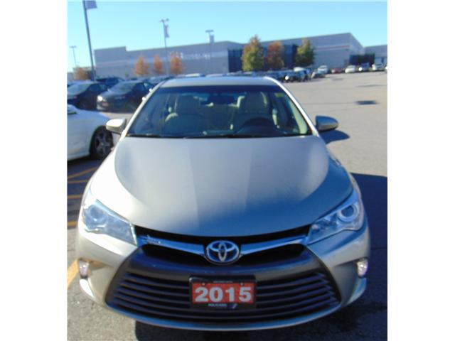 2015 Toyota Camry Hybrid LE (Stk: 158431T) in Brampton - Image 2 of 8