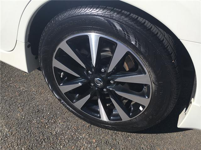 2018 Nissan Altima 2.5 SV (Stk: 144) in Oromocto - Image 6 of 21
