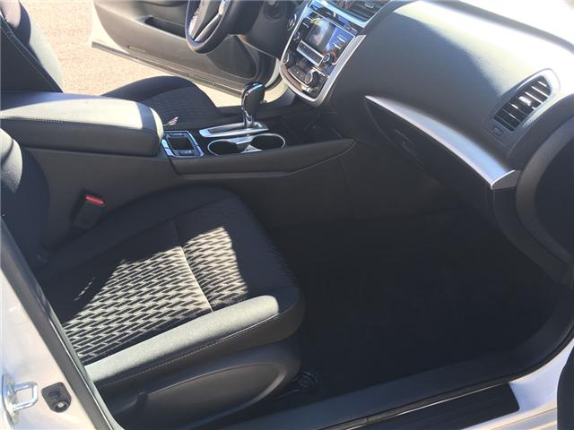 2018 Nissan Altima 2.5 SV (Stk: 144) in Oromocto - Image 9 of 21