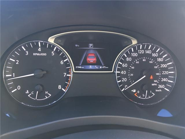 2018 Nissan Altima 2.5 SV (Stk: 144) in Oromocto - Image 17 of 21