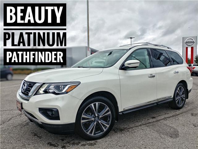 2017 Nissan Pathfinder Platinum (Stk: HC646987L) in Cobourg - Image 1 of 43