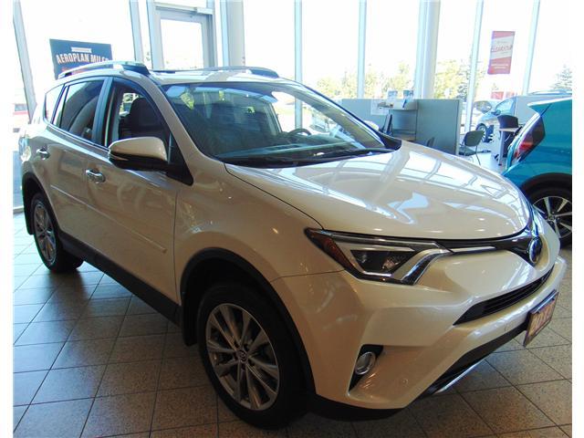 2017 Toyota RAV4 Limited (Stk: 643907T) in Brampton - Image 1 of 14