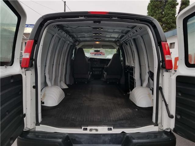2017 Chevrolet Express 2500 1WT (Stk: 18-631) in Oshawa - Image 7 of 10