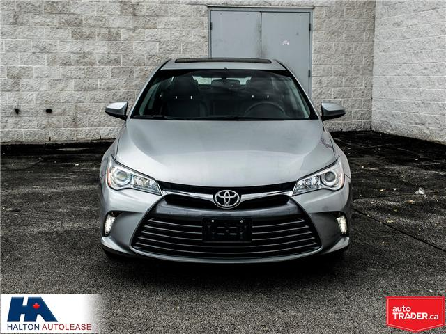 2015 Toyota Camry XLE (Stk: 310131) in Burlington - Image 2 of 18