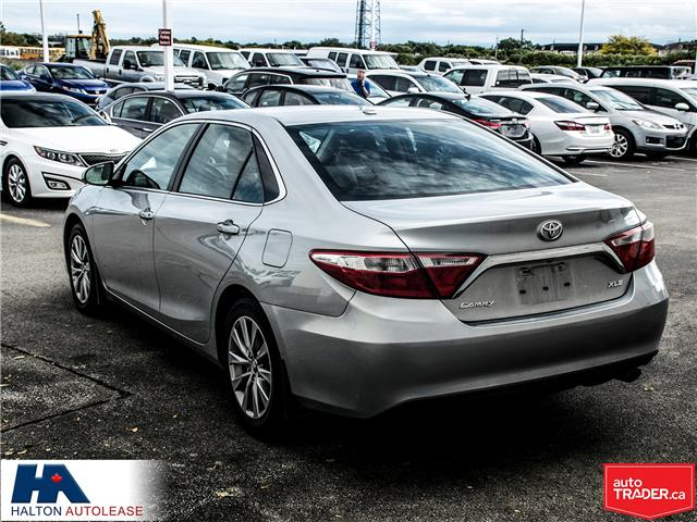 2015 Toyota Camry XLE (Stk: 310131) in Burlington - Image 6 of 18