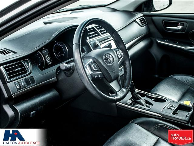 2015 Toyota Camry XLE (Stk: 310131) in Burlington - Image 9 of 18