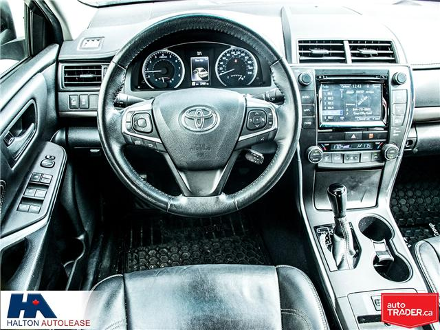 2015 Toyota Camry XLE (Stk: 310131) in Burlington - Image 13 of 18