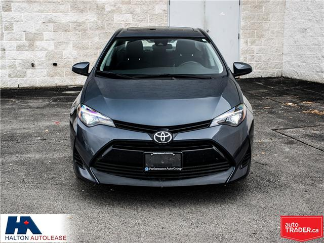 2017 Toyota Corolla LE (Stk: 310112) in Burlington - Image 2 of 18