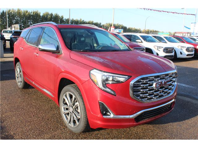 2019 GMC Terrain Denali (Stk: 168279) in Medicine Hat - Image 1 of 6