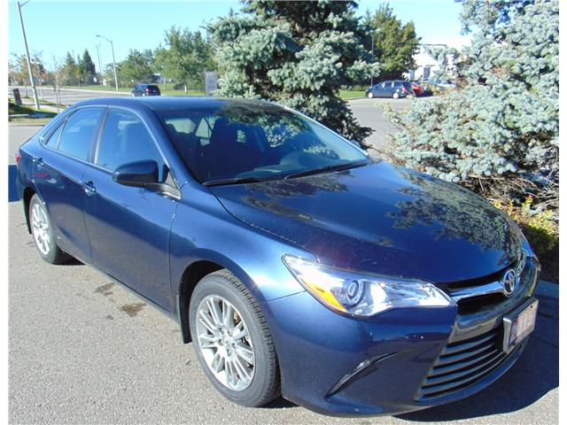 2015 Toyota Camry LE (Stk: 930824T) in Brampton - Image 1 of 15