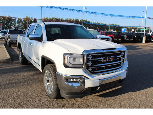 2018 GMC Sierra 1500 SLT (Stk: 168114) in Medicine Hat - Image 1 of 8