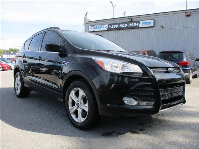 2015 Ford Escape SE (Stk: 181423) in Kingston - Image 1 of 11