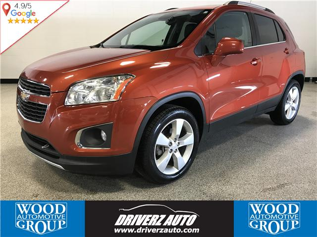 2014 Chevrolet Trax LTZ (Stk: P11697) in Calgary - Image 1 of 10