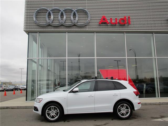 2015 Audi Q5 2.0T Technik (Stk: 1805851) in Regina - Image 2 of 24