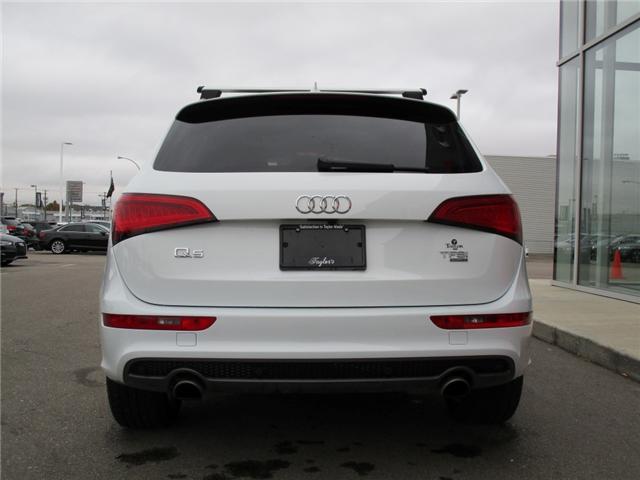 2015 Audi Q5 2.0T Technik (Stk: 1805851) in Regina - Image 5 of 24