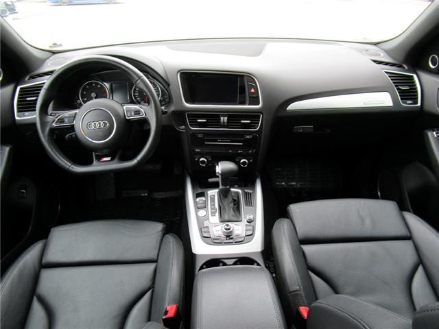 2015 Audi Q5 2.0T Technik (Stk: 1805851) in Regina - Image 16 of 24
