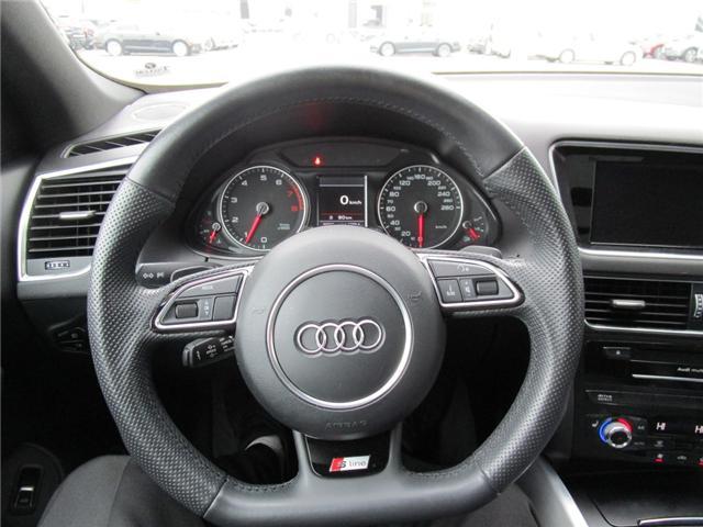 2015 Audi Q5 2.0T Technik (Stk: 1805851) in Regina - Image 22 of 24