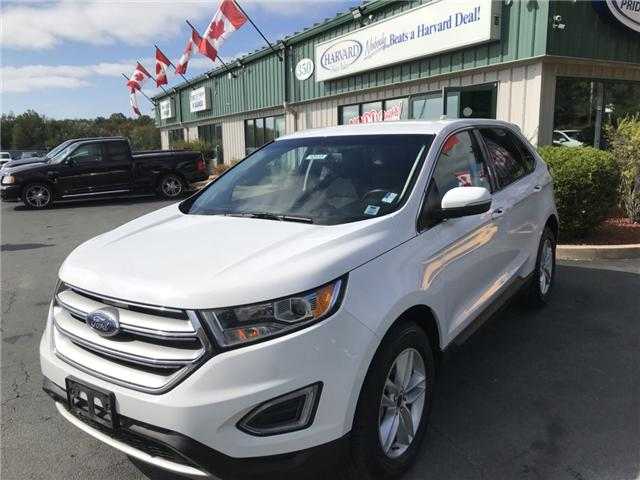 2017 Ford Edge SEL (Stk: 10133) in Lower Sackville - Image 1 of 20